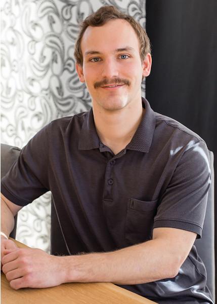 Portrait Ismael Schmidinger